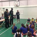 PSSP GIRLS PRIMARY BASKETBALL FESTIVAL
