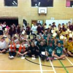 Stoke Damerel Indoor Athletics Number Two