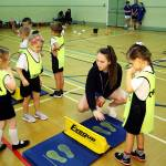 KS1 Multi Skills at Coombe Dean 22.11.17