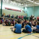 Secondary L3 Indoor Athletics Championships