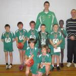 Primary Basketball Festival at All Saints