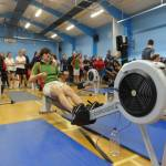 West Regional Schools Indoor Rowing 2015