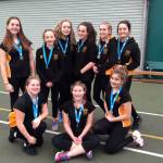 Girls u15 Indoor Cricket