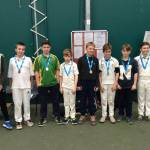 Boys U13s Indoor Cricket