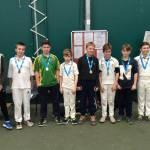 Boys U13s Indoor Cricket