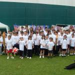 Plympton Family Olympic Torch Relay