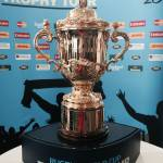 Webb Ellis Trophy come to Plymouth