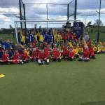 SDCC Host Year 3 and 4 Football Festival