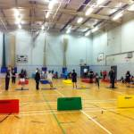 All Saints Indoor Athletics