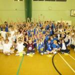 PAAC year 3 & 4 Indoor Athletics Festival