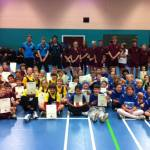 Eggbuckland Indoor Athletics 2012