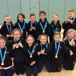Plymouth SSP Year 3/4 Indoor Athletics 2017