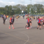 Tor Bridge Family High5 Netball
