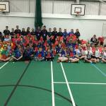 Sir John Hunt Indoor Athletics- 7/11/16