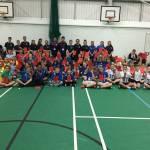 Sir John Hunt Indoor Athletics- 7/11/16