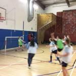 Girls Level 2 Handball