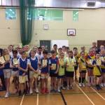 Year 5/6 Basketball Final