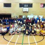 Stoke Damerel Indoor Athletics Number One
