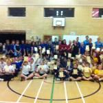 Stoke Damerel Indoor Athletics Number One
