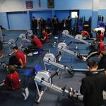 ST. BONIFACE INTRA HOUSE ROWING COMPETITION