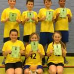 PSSP Primary Basketball - Plympton Academy