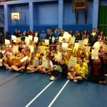 Plympton Indoor Athletics 2012