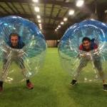 Urban Zorb - Secondary Bubble Football