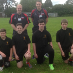 Plympton Family Tag Rugby Festival
