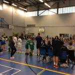 Under 11 Indoor Athletics Finals 2015
