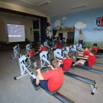Indoor rowing league comes to an end