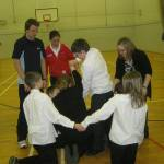 ALL SAINTS ACADEMY LIVING FOR SPORT VISIT
