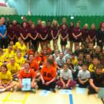 Stoke Damerel Indoor Athletics