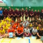 Stoke Damerel Indoor Athletics