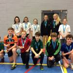 Under 13 Level 2 Indoor Athletics