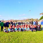 Mayflower 'Get Active' Girls Rugby Festival