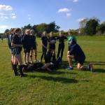 Girls Transition Rugby Festival