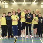 Old Priory win High Five Netball