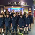 SEND Primary Football - 22/01/14