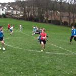 Hooe children enjoy after school rugby club