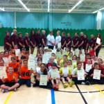SDCC1 Indoor Athletics 2012