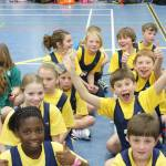 Under 11 Indoor athletics finals