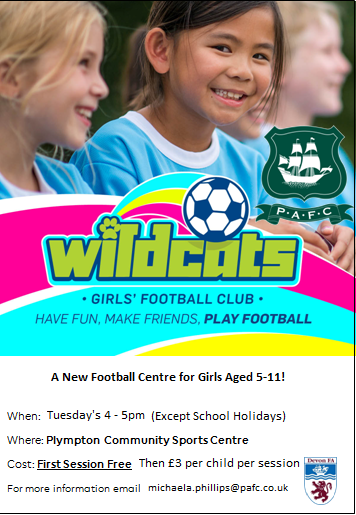 Plympton Wildcats poster.png